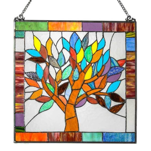 Panel - Mystical Tree