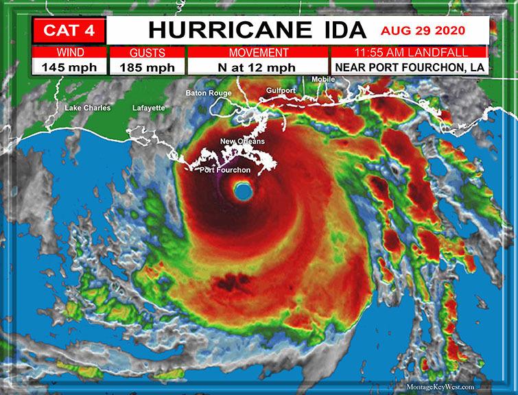 Hurricane Ida 10680