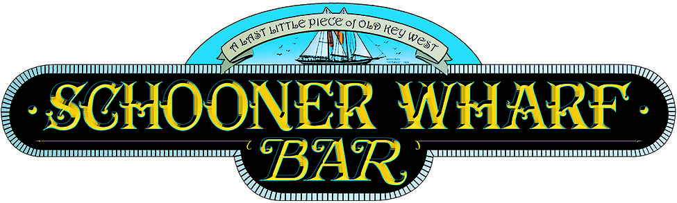 SCHOONER WHARF BAR NEW SIGN * 5'' x 16'' 10076