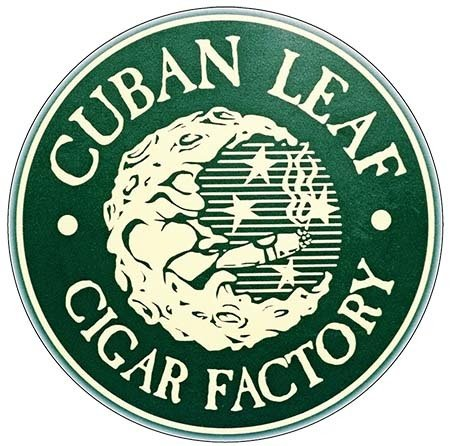CUBAN LEAF CIGAR FACTORY * 8'' x 8'' 10152
