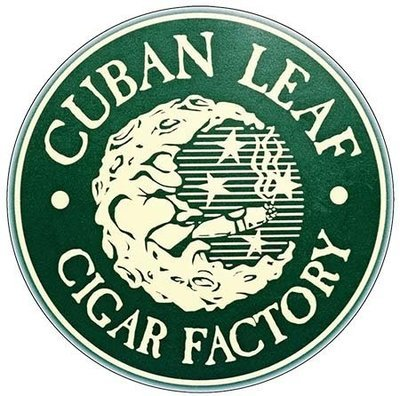 CUBAN LEAF CIGAR FACTORY * 8'' x 8''