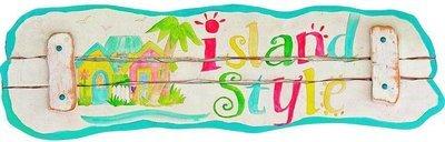 ISLAND STYLE * 5'' x 16''