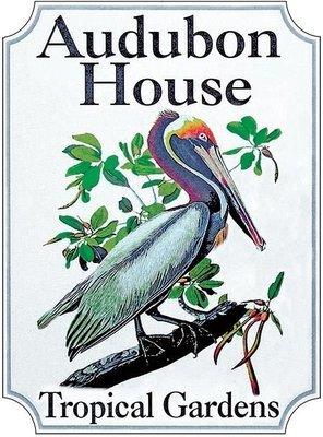 AUDUBON HOUSE * 8'' x 11''