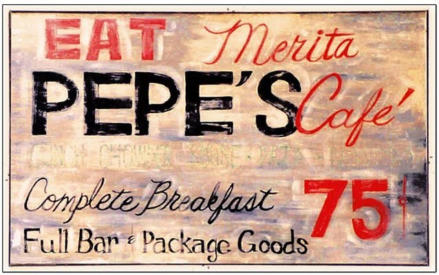 PEPE'S MERITA * 7'' x 11'' 10412
