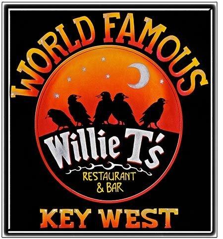 WILLIE T'S FAMOUS * 8'' x 10'' 10433