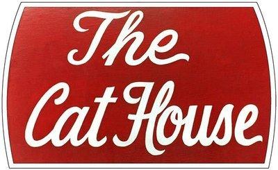 CAT HOUSE * 6'' x 11''