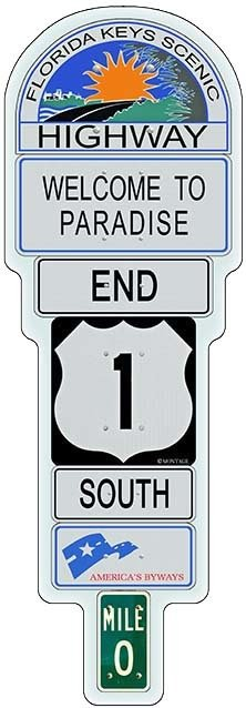 FL SCENIC END * 3'' x 11'' 10587