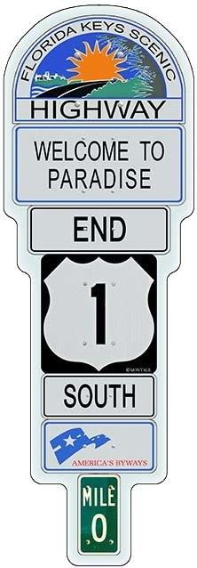 FL SCENIC END * 3'' x 11''