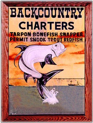 BACKCOUNTRY CHARTERS * 8'' x 11''