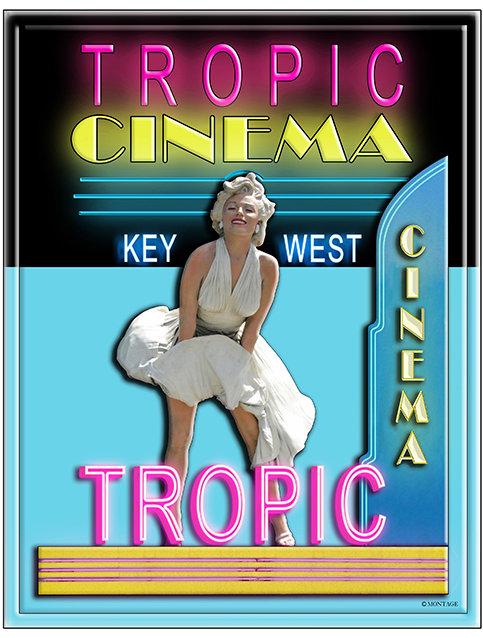TROPIC CINEMA * 8'' x 11'' 10653