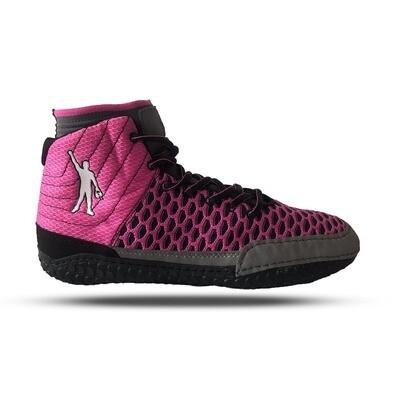 Pink Wrestle for a Cure™ Wrestling Shoe