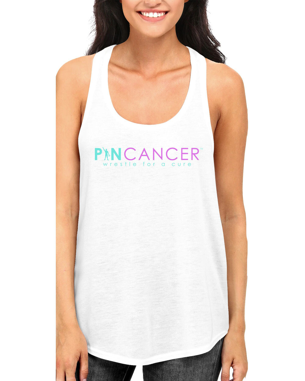 Women's Pin Cancer™ Tank Top