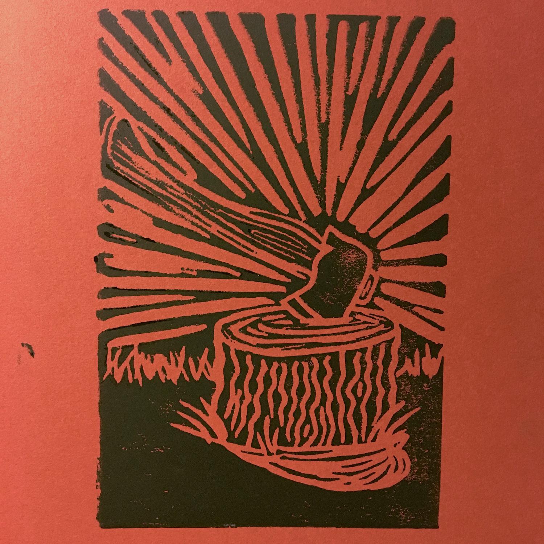 Axe Print