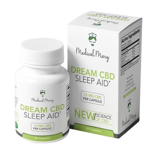 Medical Mary Dream CBD SLEEP AID