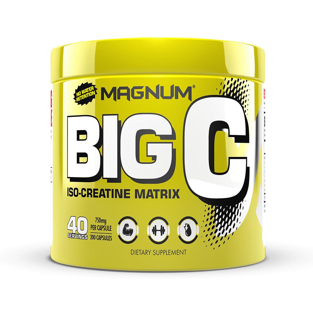 Magnum Nutraceuticals Big C