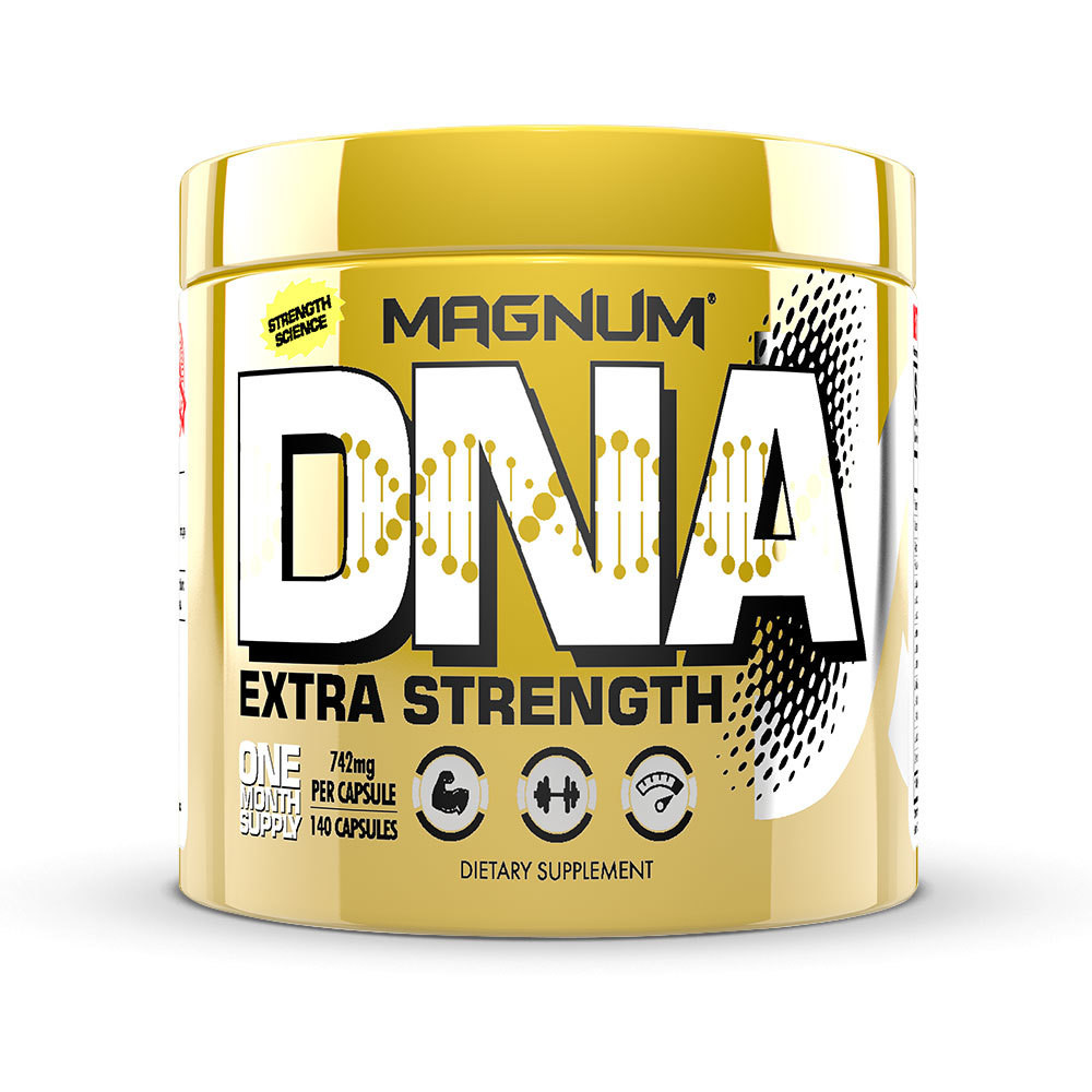 Magnum Nutraceuticals DNA