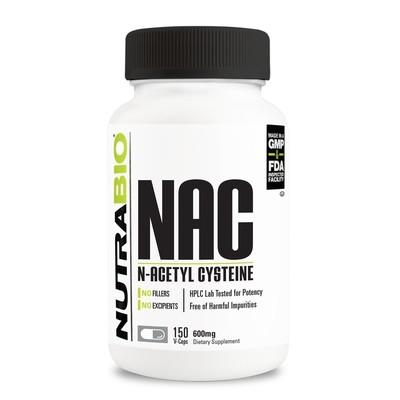 Nutrabio NAC Capsules