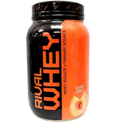 Rivalus Rival Whey 2 Lbs - Glazed Donut