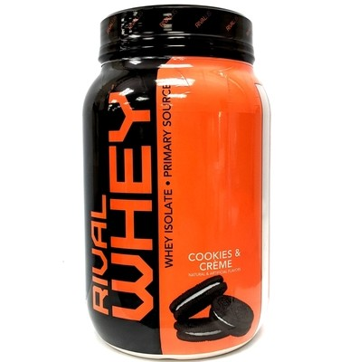 Rivalus Rival Whey 2 Lbs - Cookies & Creme