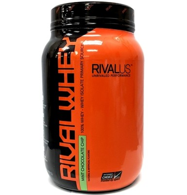 Rivalus Rival Whey 2 Lbs - Mint Chocolate Chip