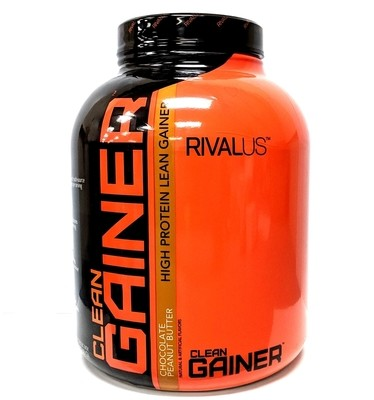 Rivalus Clean Gainer 5 Lbs - Chocolate Peanut Butter