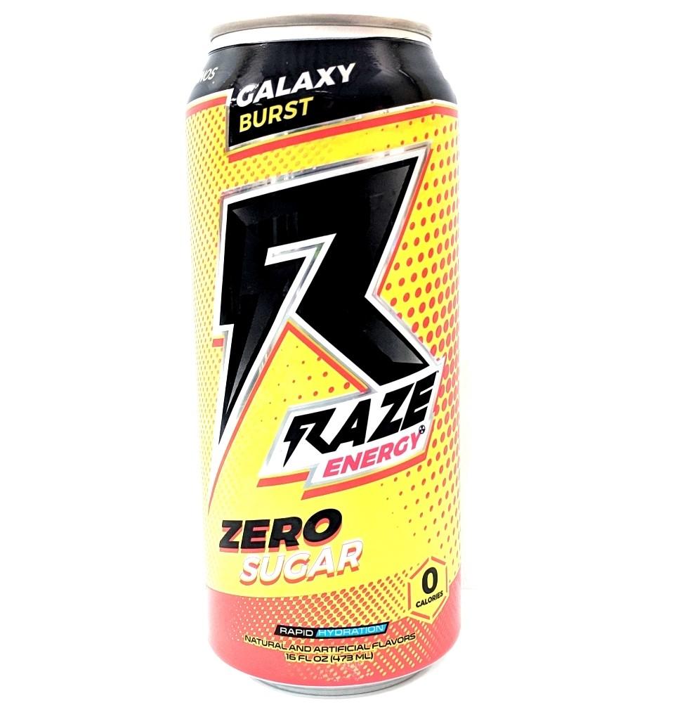 Raze Energy Drink - Galaxy Burst