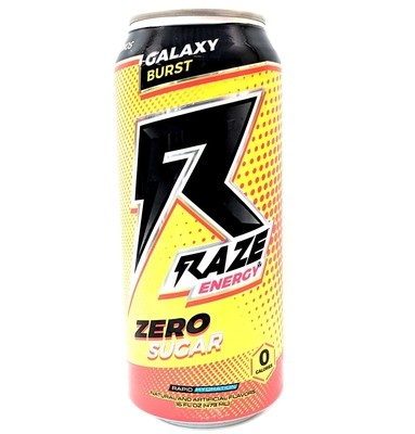 Raze Energy Drink - Galaxy Burst