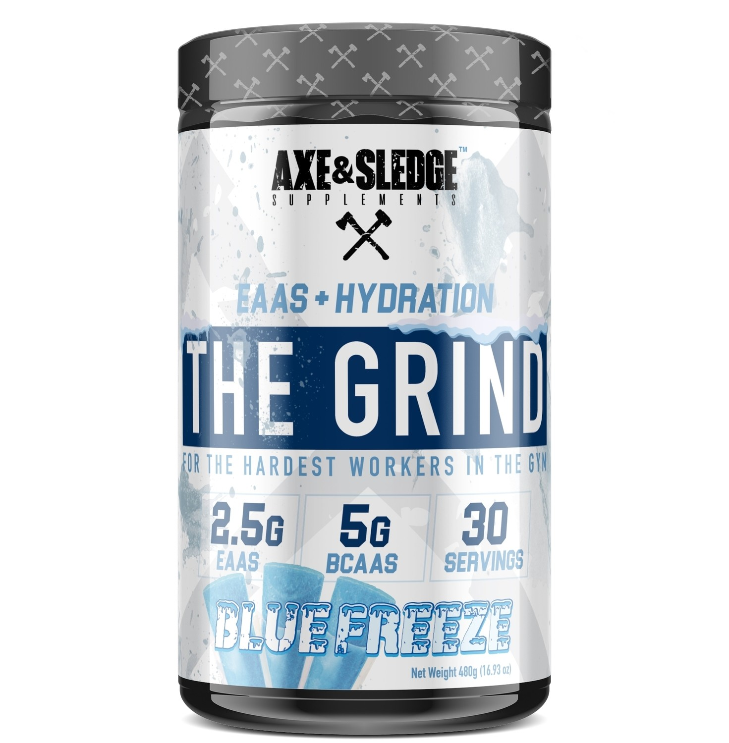 Axe & Sledge The Grind - Blue Freeze