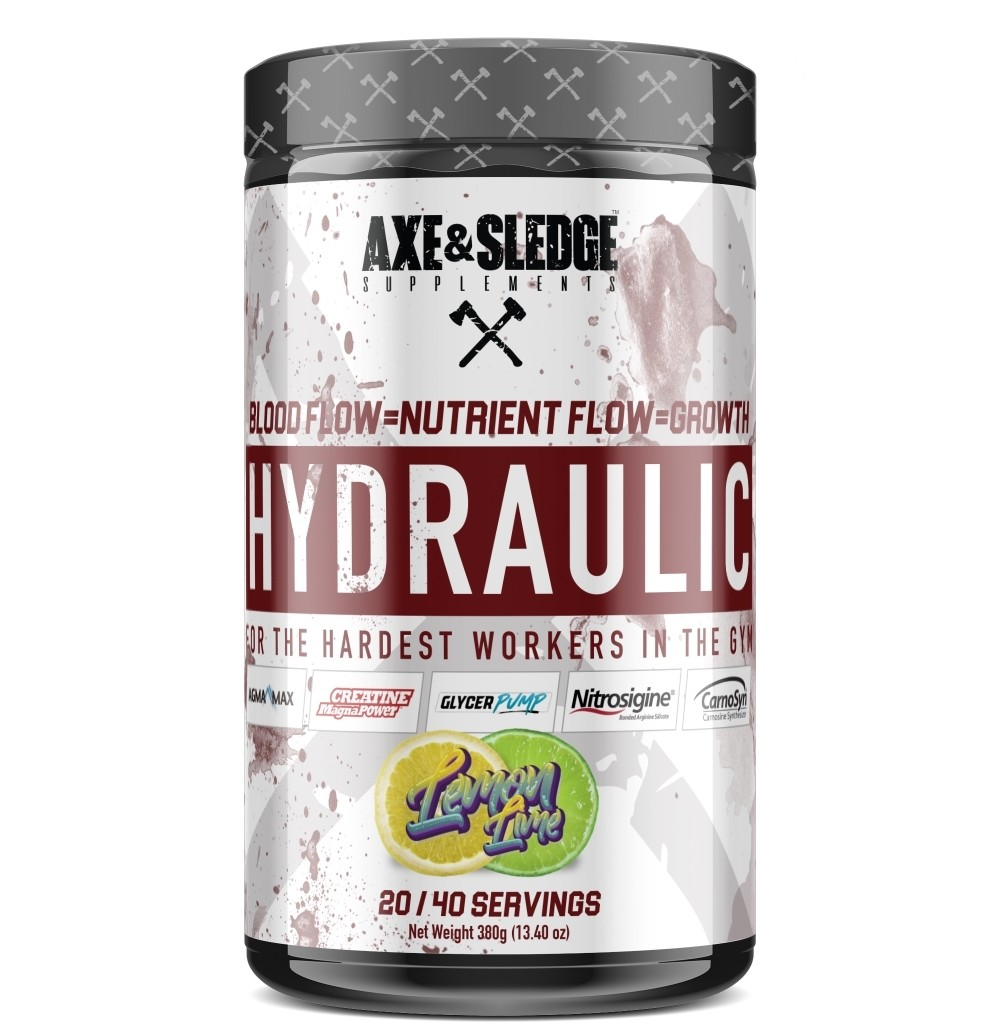Axe & Sledge Hydraulic - Lemon Lime