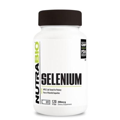 Nutrabio Selenium Capsules