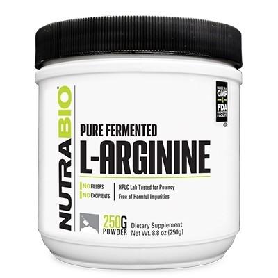 Nutrabio L-arginine Powder 250g