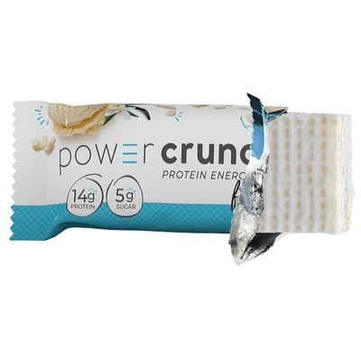 POWER CRUNCH BAR - French Vanilla Single