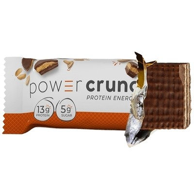 POWER CRUNCH BAR - Peanut Butter Fudge Single