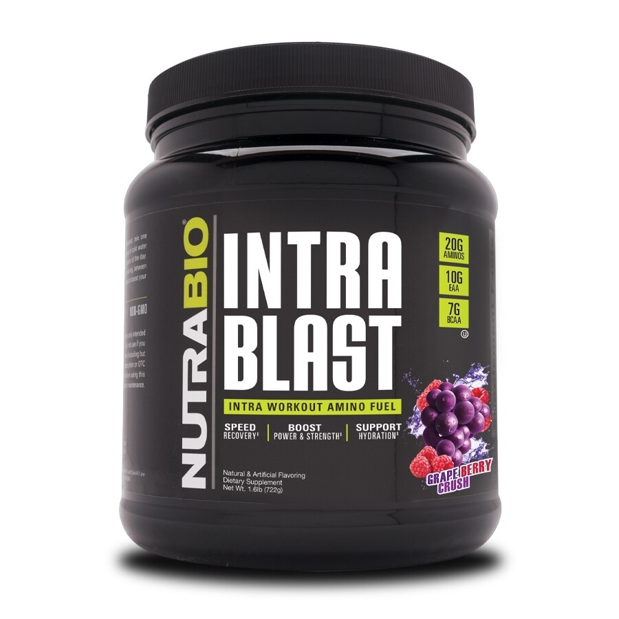 Nutrabio Intra Blast - Grape Berry Crush