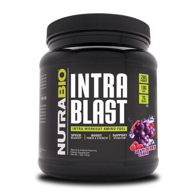 Nutrabio Intra Blast - Grape Berry Crush