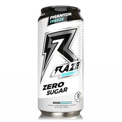 Raze Energy Drink - Phantom Freeze