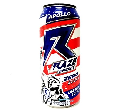 Raze Energy Drink - Apollo