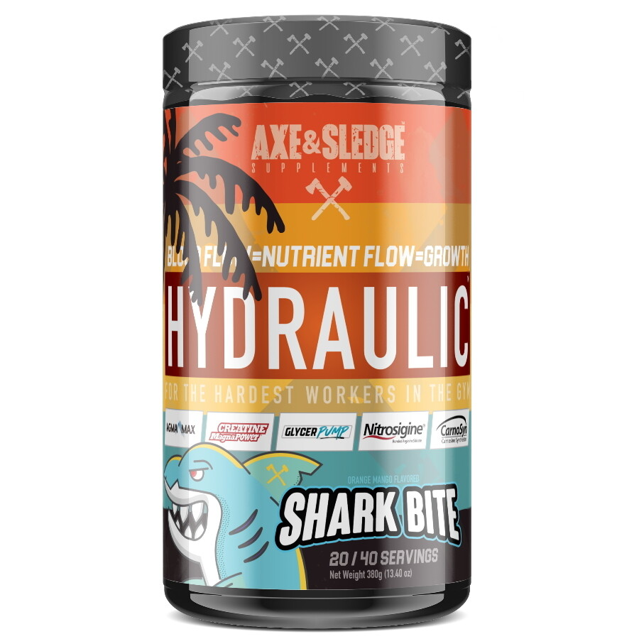 Axe & Sledge Hydraulic - Shark Bite
