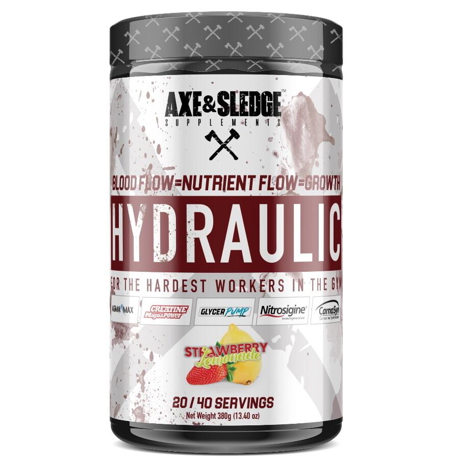 Axe & Sledge Hydraulic - Strawberry Lemonade