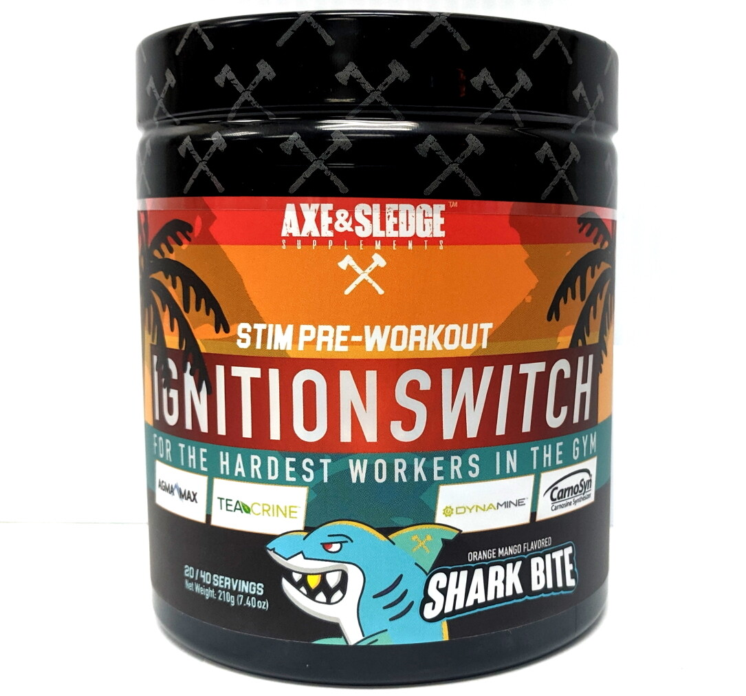 Axe & Sledge Ignition Switch - Shark Bite