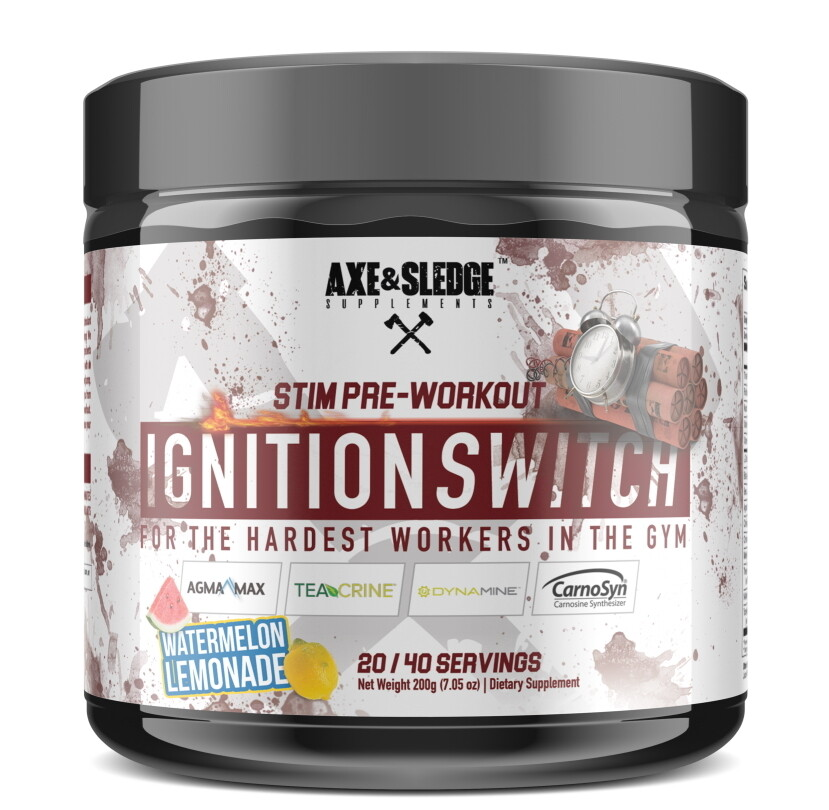 Axe & Sledge Ignition Switch - Watermelon Lemonade