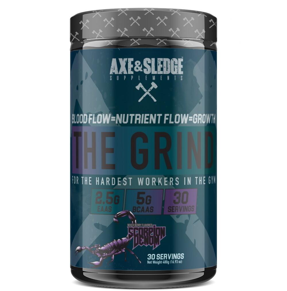 Axe & Sledge The Grind - Scorpion Venom