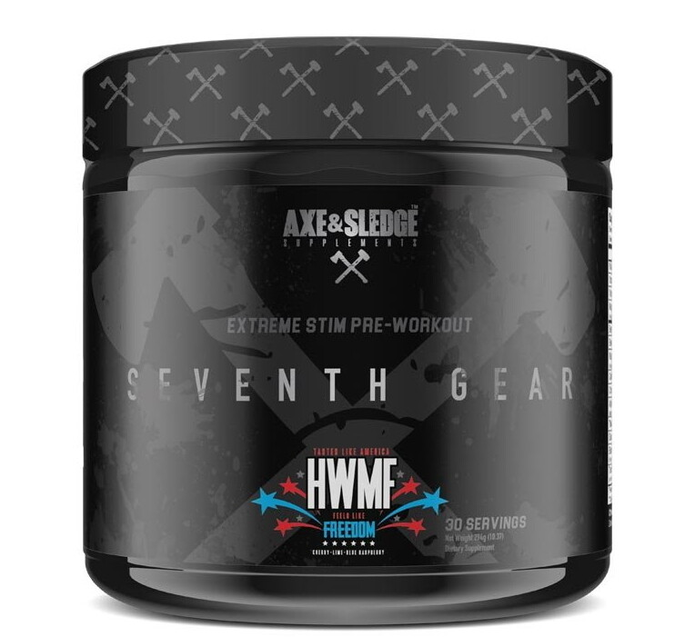 Axe & Sledge Seventh Gear - HWMF Freedom