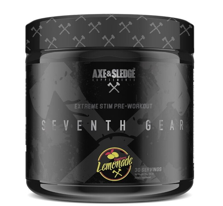 Axe & Sledge Seventh Gear - Raspberry Lemonade