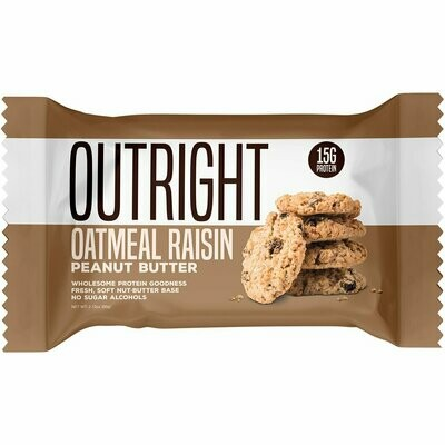 Outright Bar - Oatmeal Raisin Peanut Butter