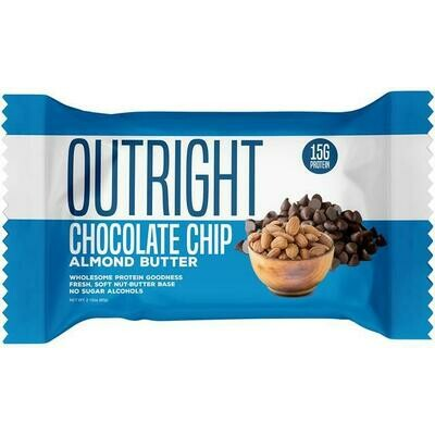 Outright Bar - Chocolate Chip Almond Butter