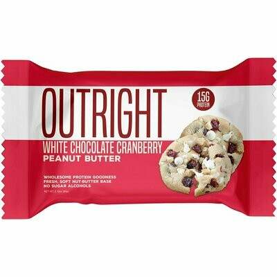 Outright Bar - White Chocolate Cranberry Peanut Butter