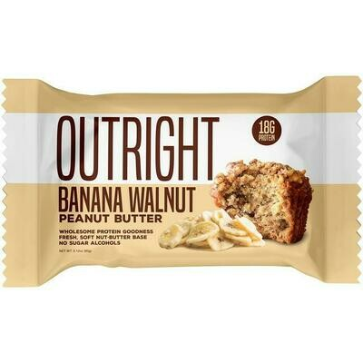 Outright Bar - Banana Walnut Peanut Butter