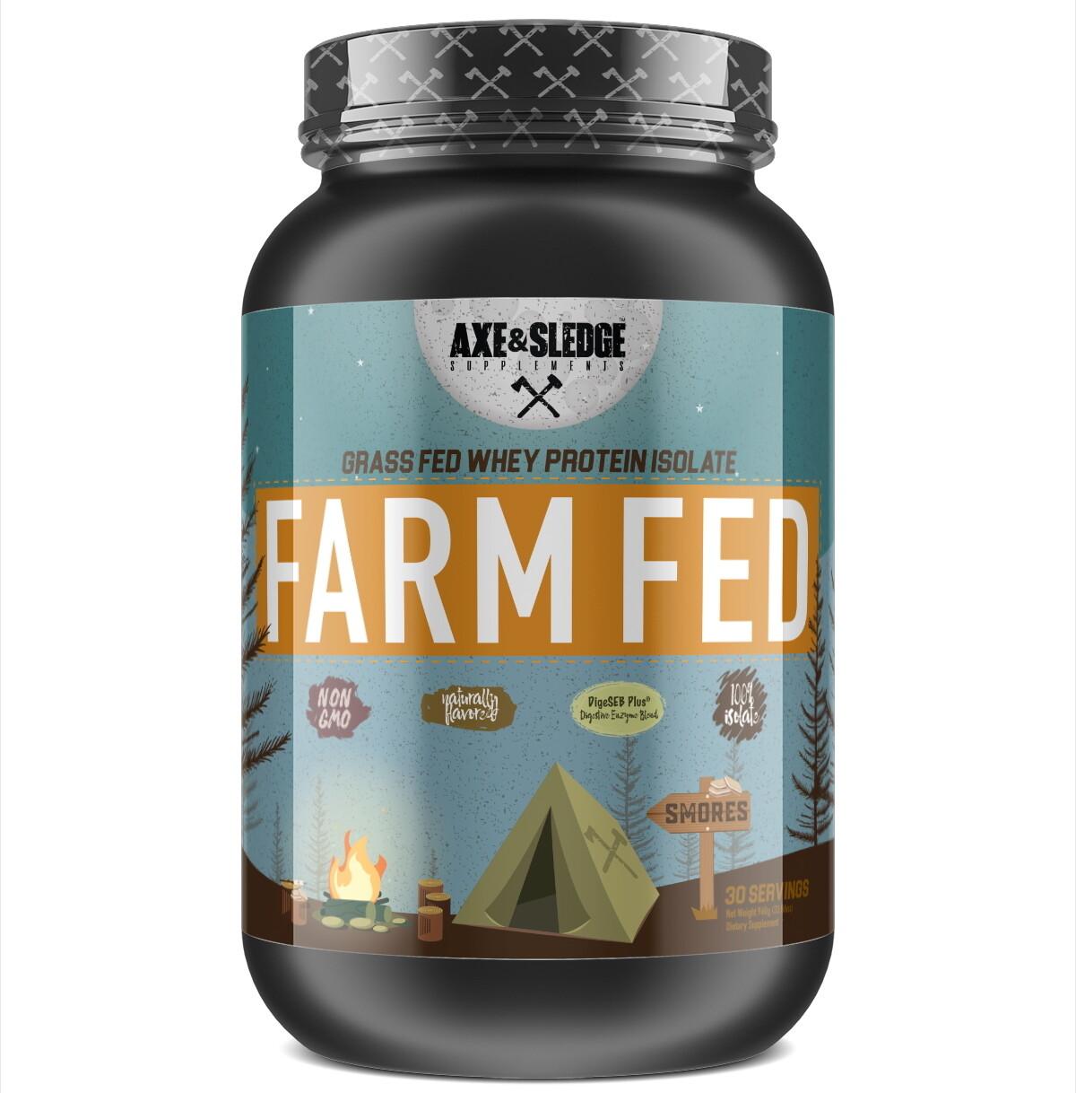 Axe & Sledge Farm Fed - Smores