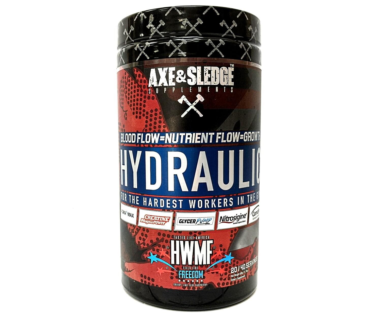 Axe & Sledge Hydraulic - HWMF Freedom